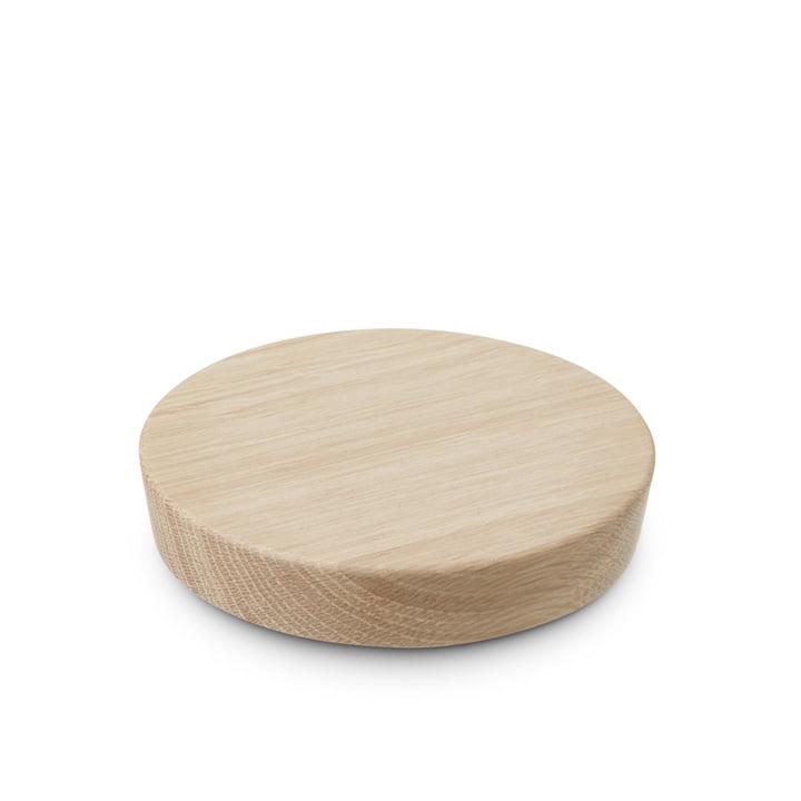 Oak Lid for the Grand Cru Storage Jar by Rosendahl