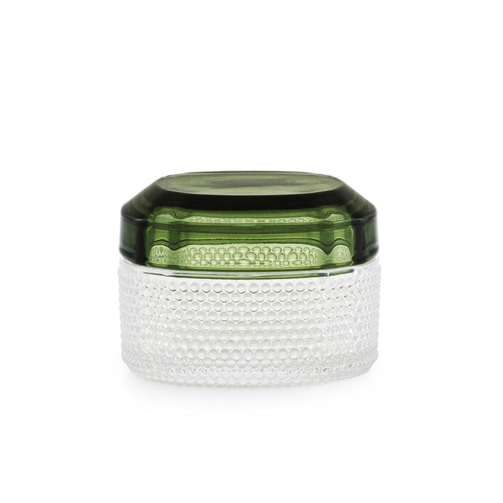 Brilliant Box Small by Normann Copenhagen in dark green