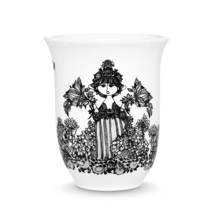 Bjørn Wiinblad - Thermo Cup Cecilia, 31 cl, black