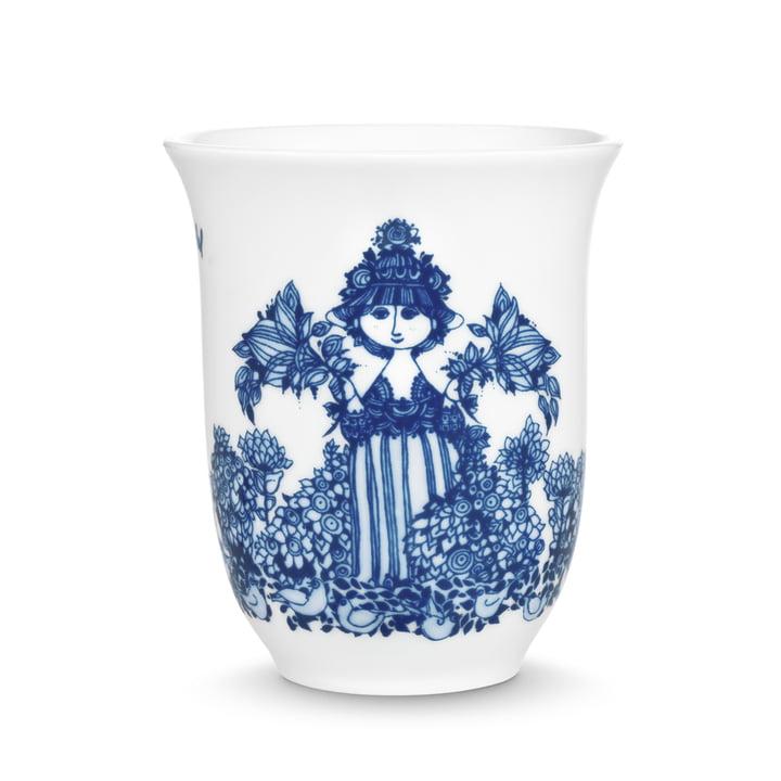 Bjørn Wiinblad - Thermo Cup Cecilia, 31 cl, blue