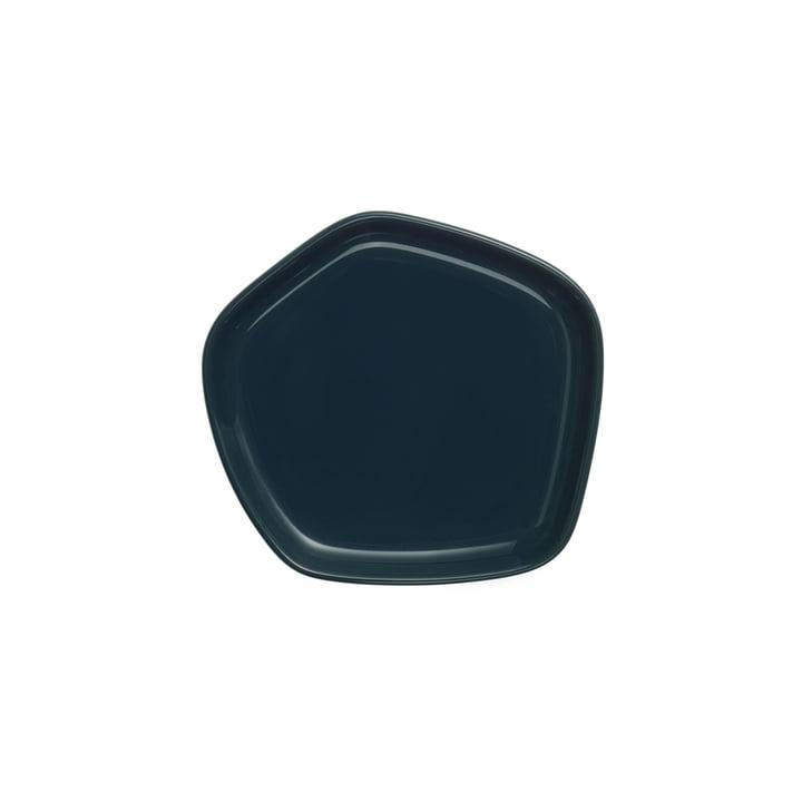 Iittala X Issey Miyake - Plate 11x11 cm, dark green
