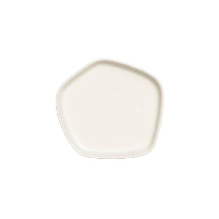 Iittala X Issey Miyake - Plate 11x11 cm, white