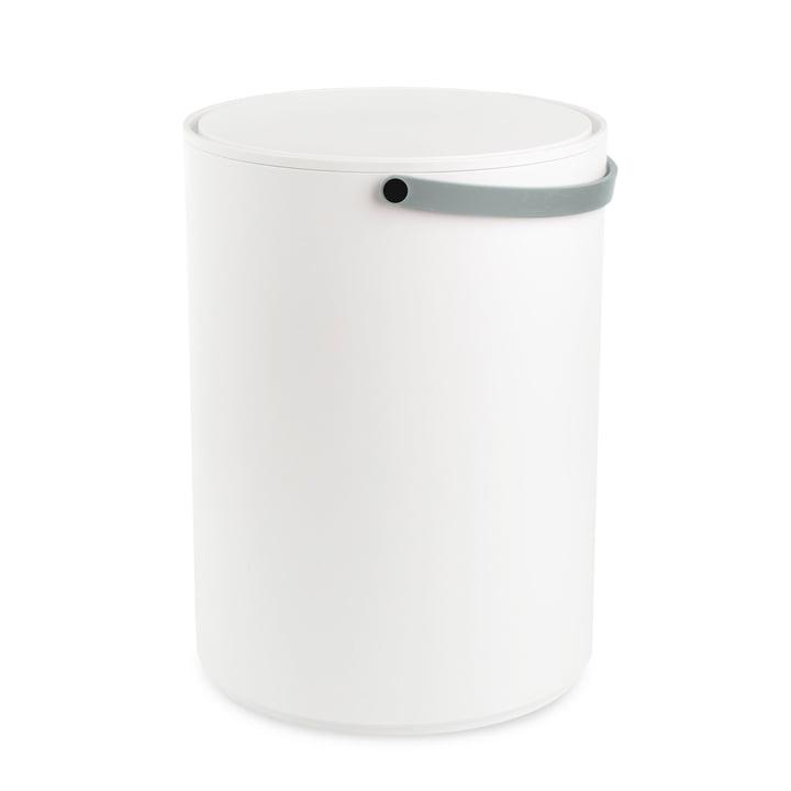 Design Letters - Stool & Storage, grey handle