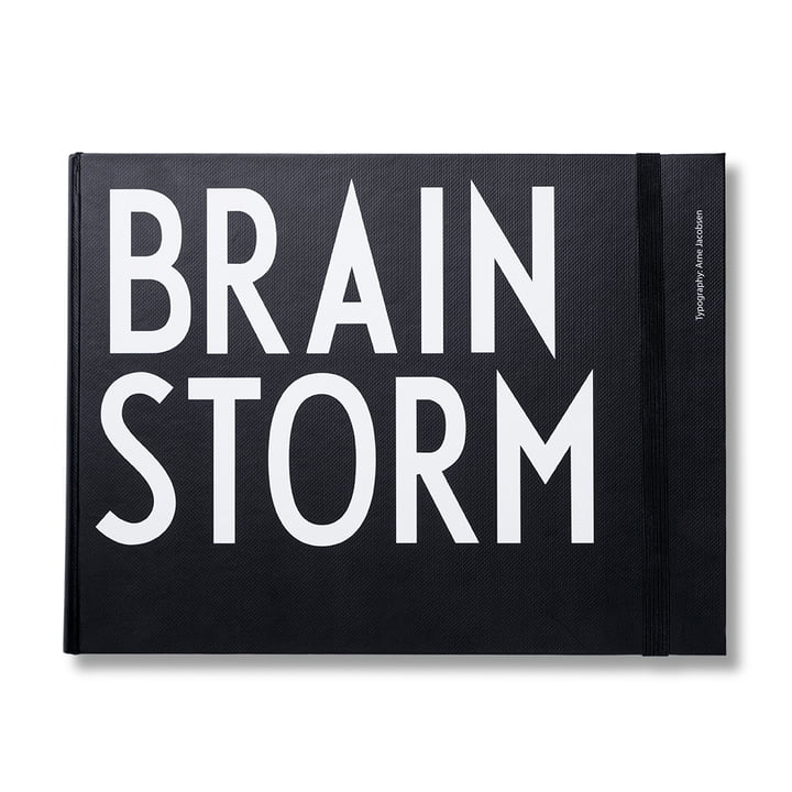Design Letters - AJ Brainstorm Notebook