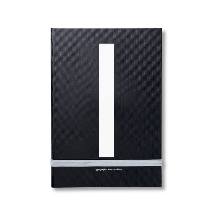 Design Letters - Personal Notebook A-Z, I