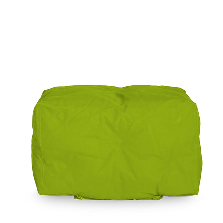 Couch I Pouf by Sitting Bull in green