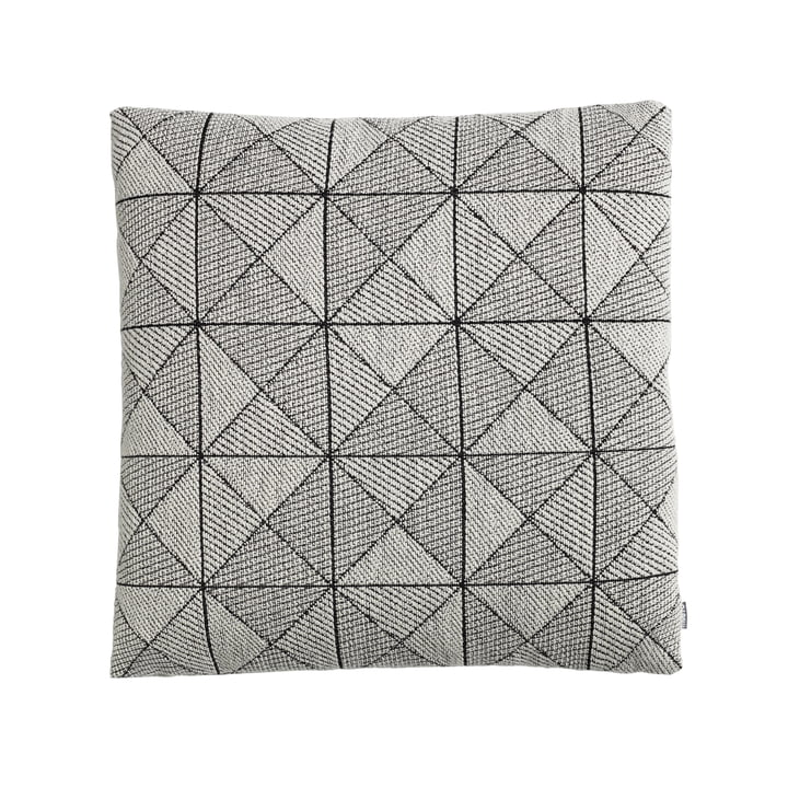 Tile Cushion by Muuto in black and white