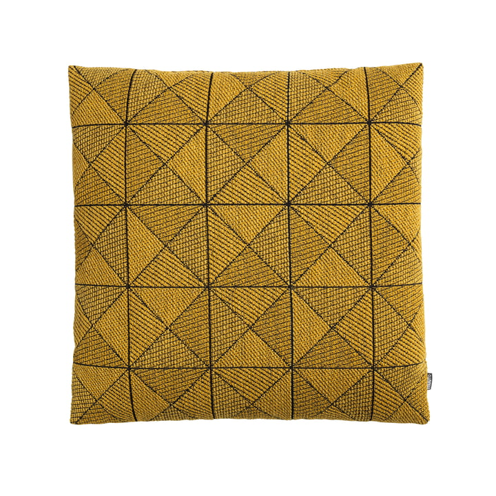 Tiles cushion by Muuto in yellow
