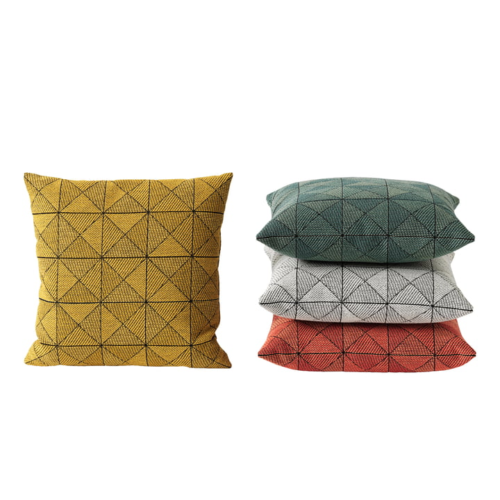 Cushions Collection by Muuto with Tile design