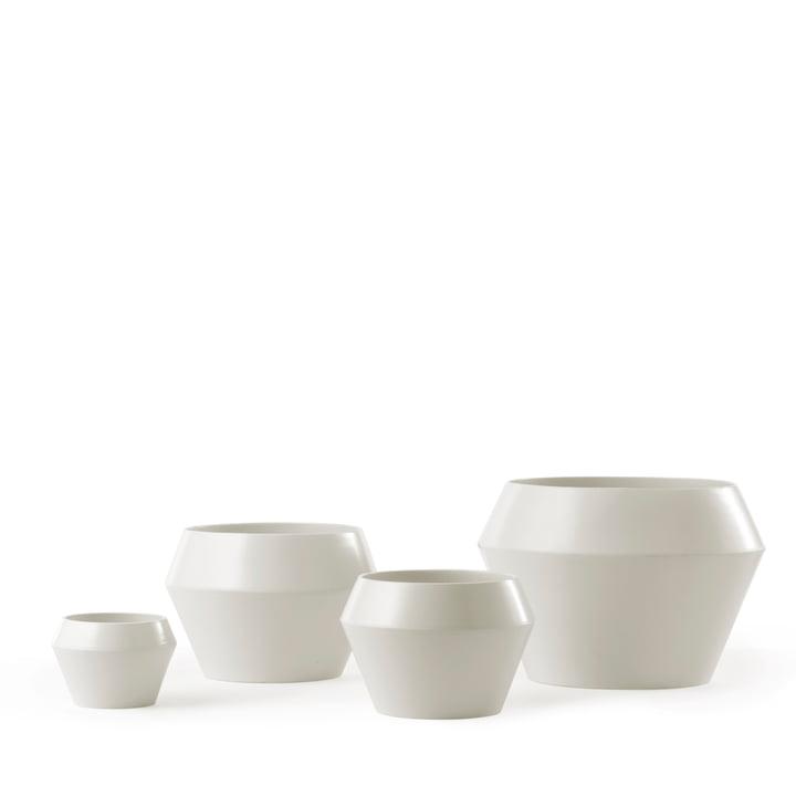 by Lassen - Rimm Flower Pot, all sizes