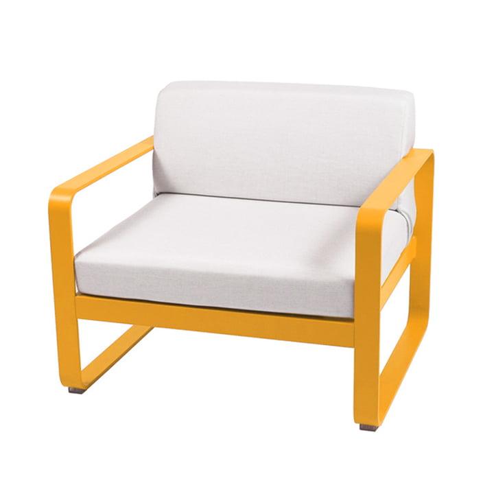 Bellevie Armchair by Fermob in honey