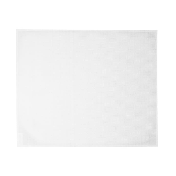 Outdoor Placemat Sets by Fermob in white