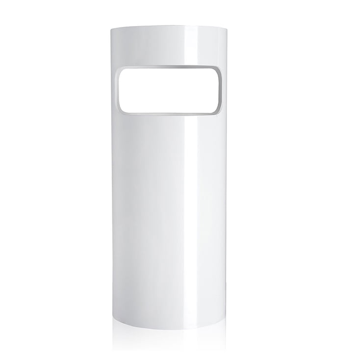 Portaombrelli Umbrella Stand by Kartell in white
