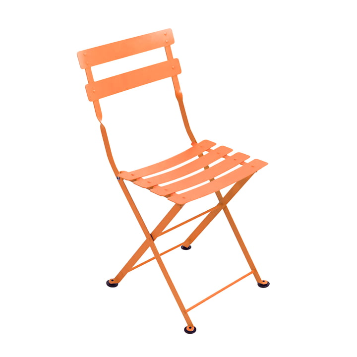 Tom Pouce Chair in the colour carrot by Fermob