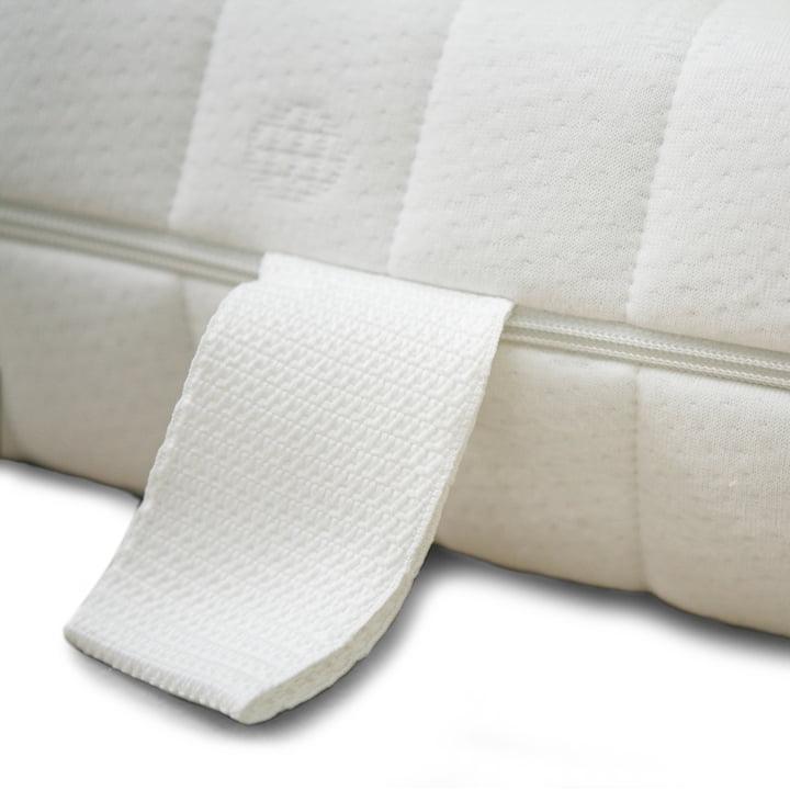 Cold-foam mattress 90 x 200cm by de Breuyn