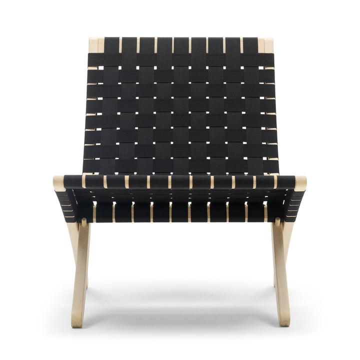 MG501 Cuba Chair by Carl Hansen oak / black