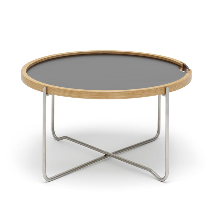CH417 tray table with table top to turn