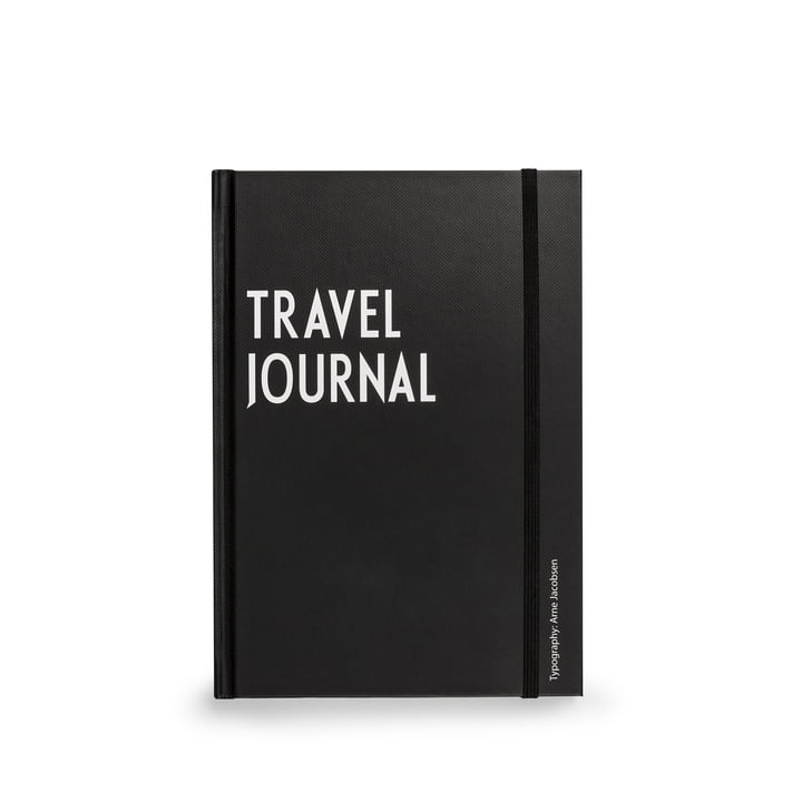 Travel Journal by Design Letters