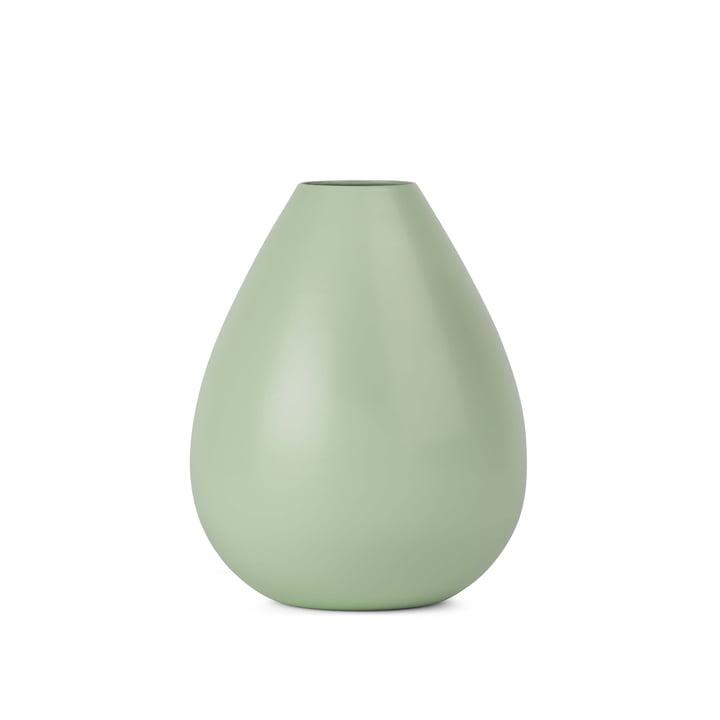 Royal Vase L by Design Letters in light green