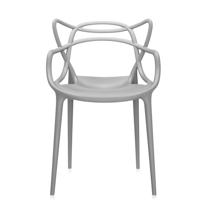 Kartell - Masters Chair , grey