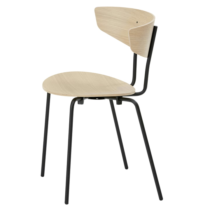 Herman Chair by ferm Living made of Oak