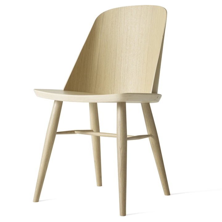 The Synnes Chair by Menu in natural oak