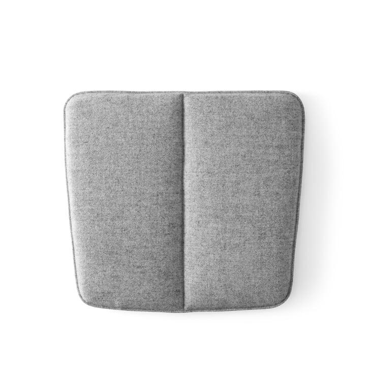 The WM String Dining Lounge Chair Seat Cushion by Menu