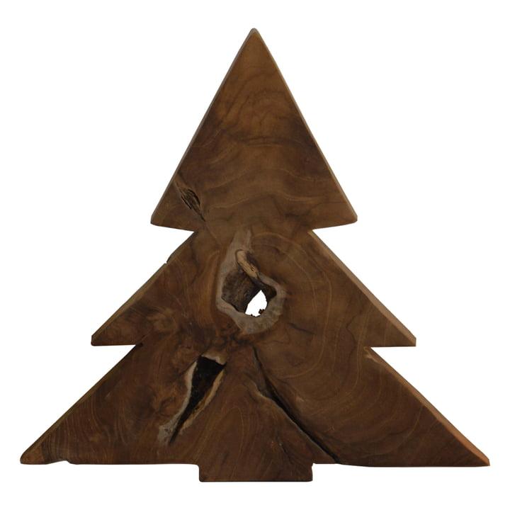 Jan Kurtz - Christmas Tree L, teak wood solid