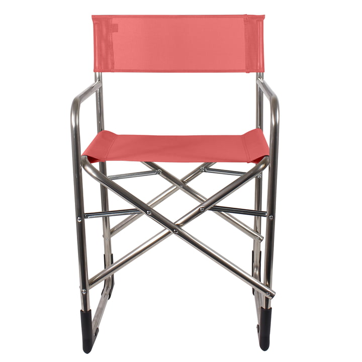 Fiam - Aluminium Director's Chair, red