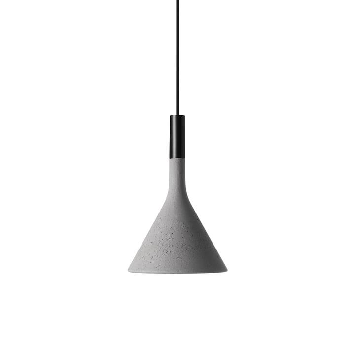 The Aplomb Mini by Foscarini in Gray