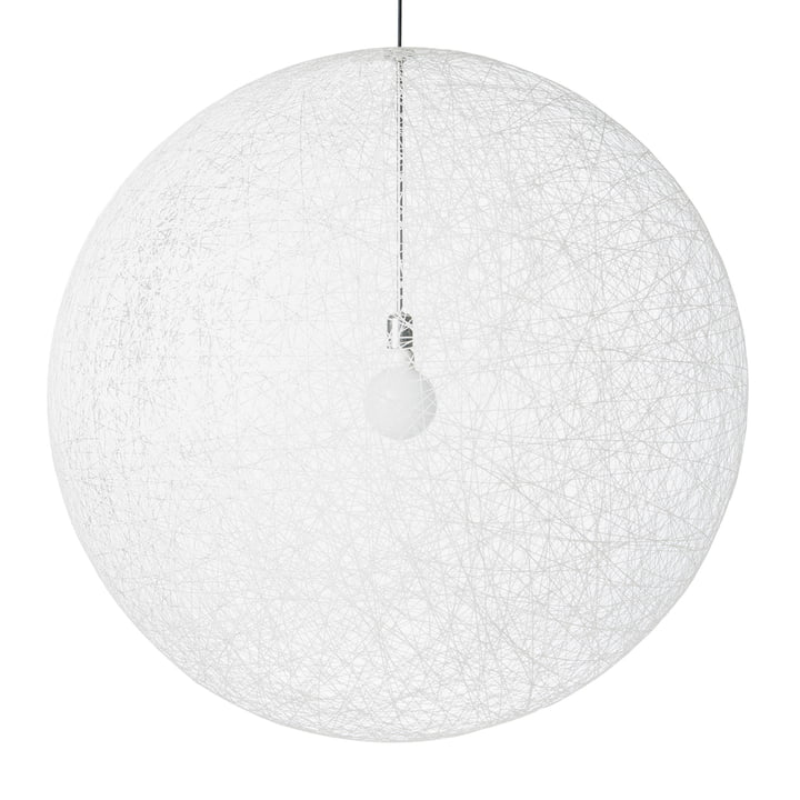 Moooi - Random Light LED Suspension Lamp, large, white