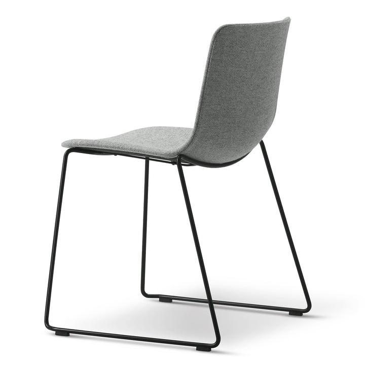 Pato Sledge Chair by Fredericia in Stone