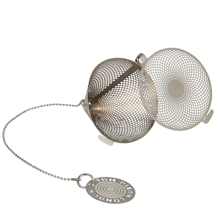 Etch Tea Strainer by Tom Dixon