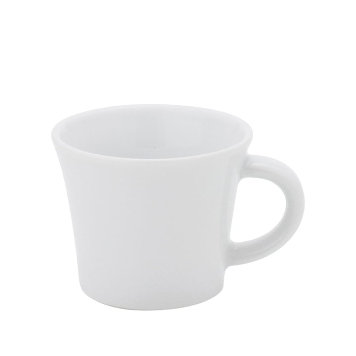 Kahla - Update, Espresso Cup with handle, 0.09 l, white