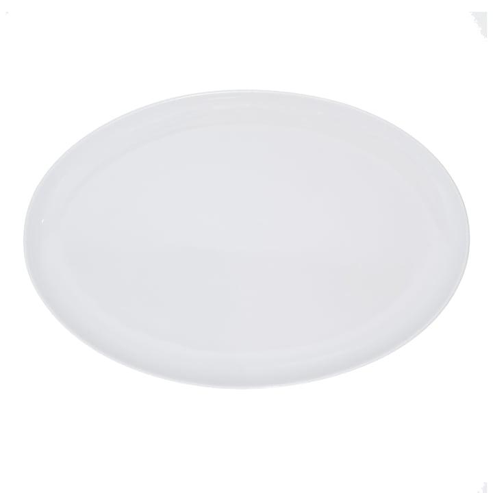 Kahla - Update, Antipasti Plate oval, 34cm, white