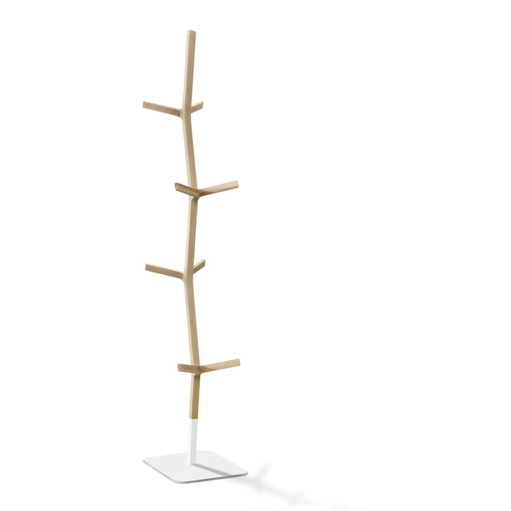 Nara Coat Stand by Fredericia in Oak