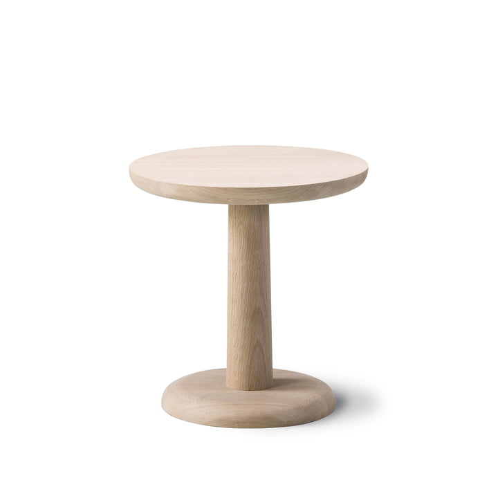 Pon Side Table 36 cm by Fredericia in oiled oak