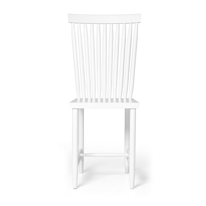 The Family Chair No.2 in white by Design House Stockholm