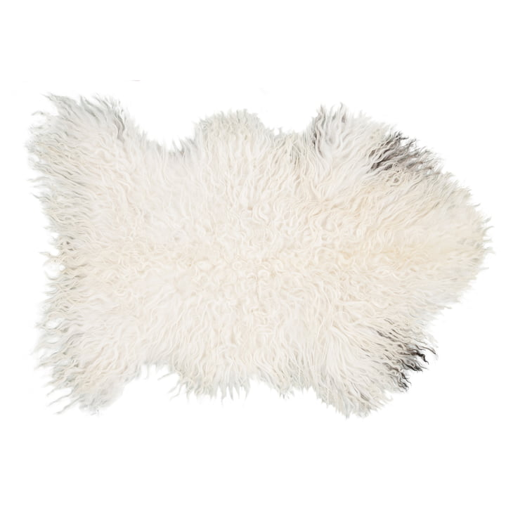 Lambskin for Stingray by Fredericia in White