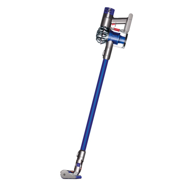 Dyson - Wireless Vacuum Cleaner v6 Fluffy, blue / nickel