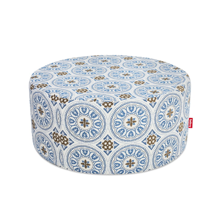 Pfffh outdoor pouf by Fatboy in blue