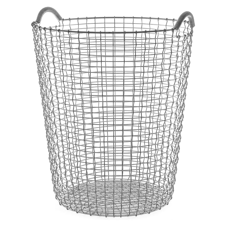 Classic 80 wire basket made of stainless steel by Korbo