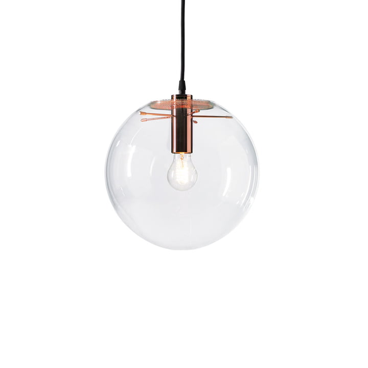 ClassiCon - Selene Pendant Light, copper Ø 30cm