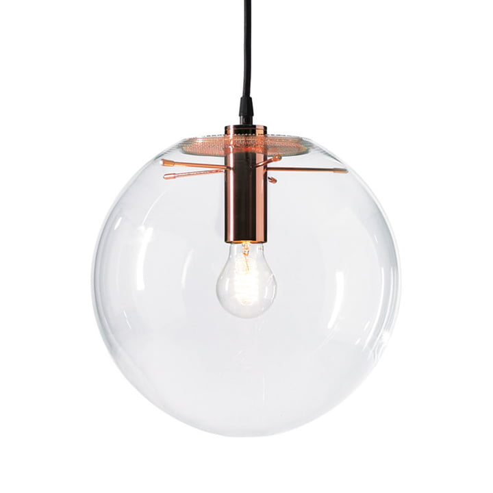 ClassiCon - Selene Pendant Light, copper Ø 45cm