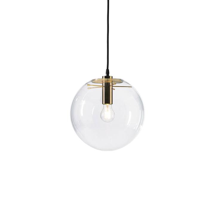 ClassiCon - Selene pendant light, brass Ø 25cm