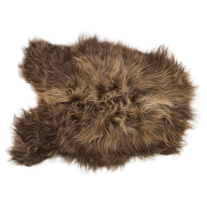 Fredericia - Lambskin for Stingray, long / brown