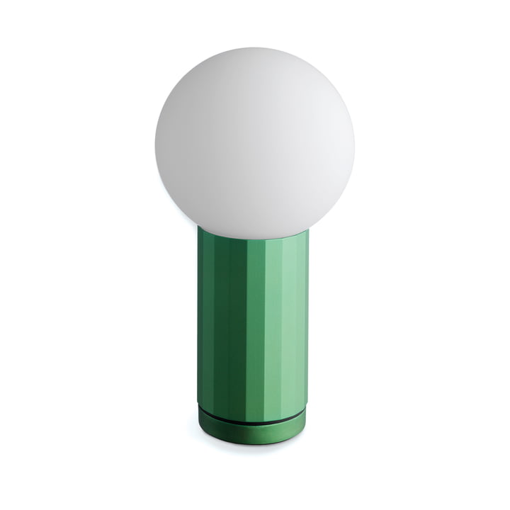 Hay - Turn On Table Lamp, green