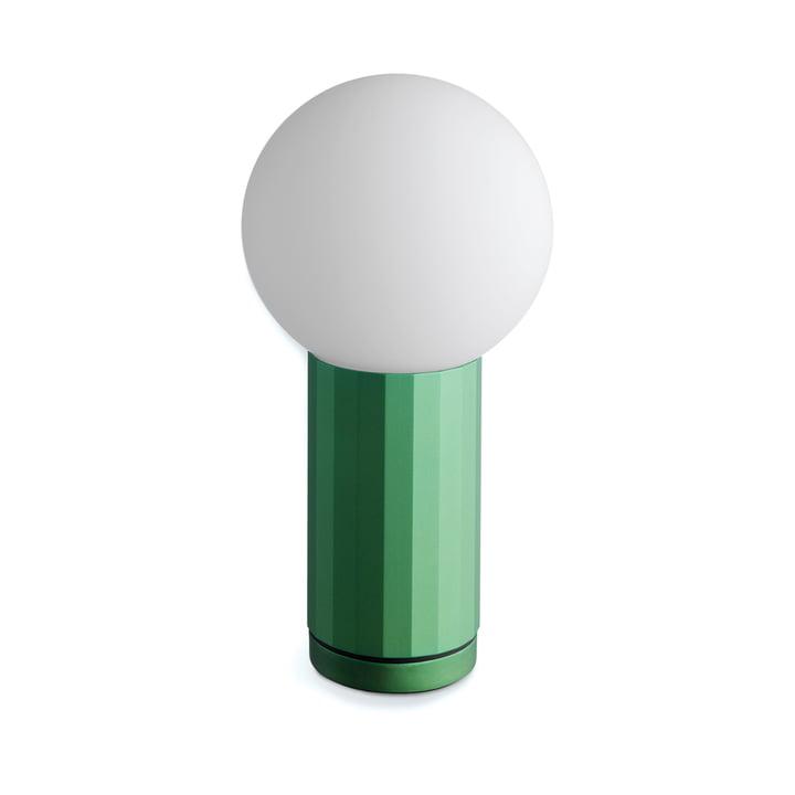 Hay - Turn On Table Lamp, green
