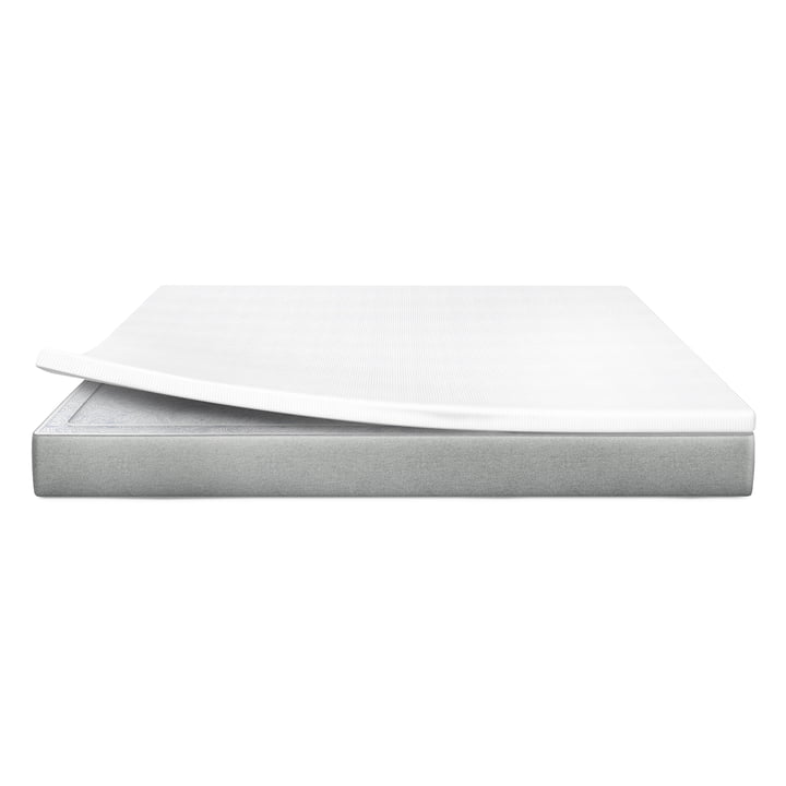 Topper of the comfort mattress by muun