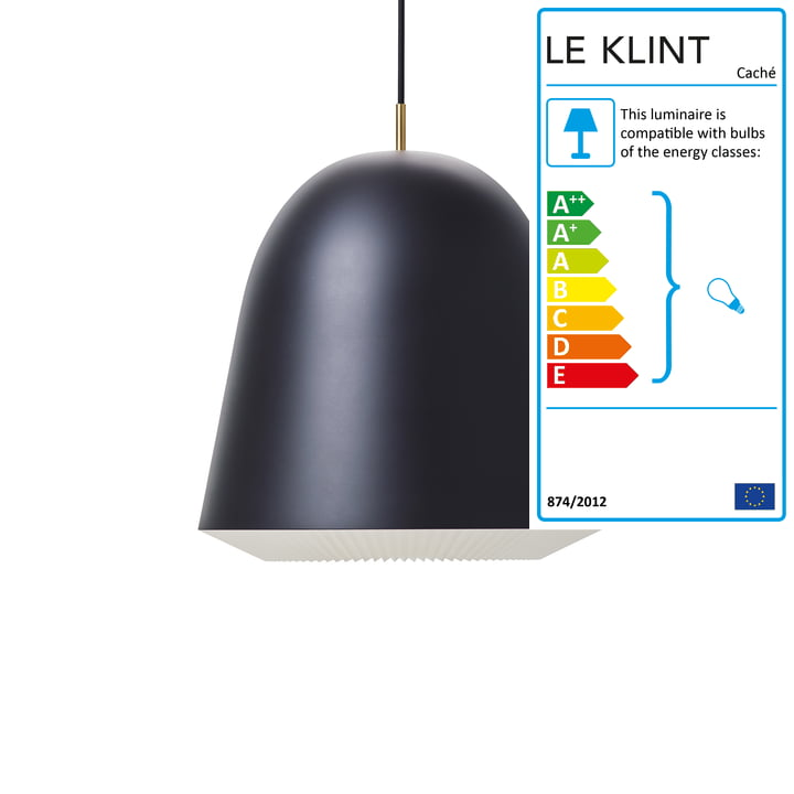 Cach 233 Pendant Lamp From Le Klint In The Connox Shop
